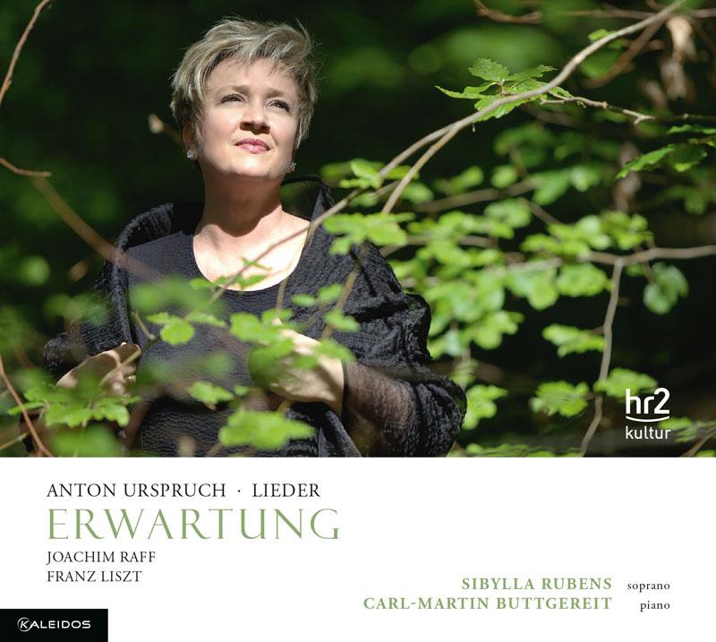 ERWARTUNG – Anton Urspruch, Lieder